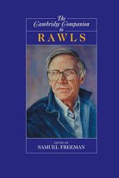 The Cambridge Companion to Rawls