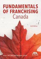 Fundamentals of Franchising  Canada PDF