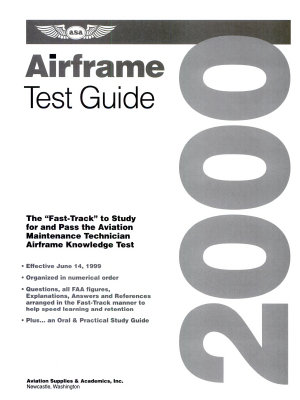 Fast Track Test Guides for Aviation Maintenance