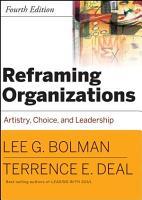 Reframing Organizations  CafeScribe PDF