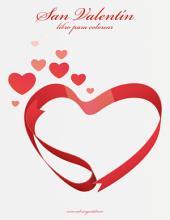 San Valentín libro para colorear 1