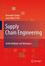 Supply Chain Engineering PDF