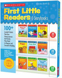 First Little Readers E-Storybooks