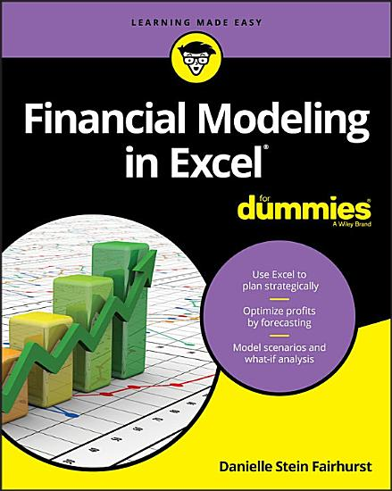Financial Modeling in Excel For Dummies PDF