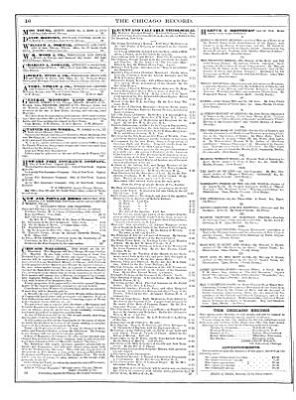 The Chicago Record PDF
