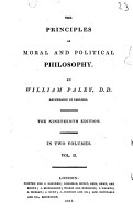 The Principles of Moral and Political Philosophy PDF