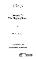 Keeper of the Singing Bones