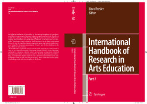 International Handbook of Research in Arts Education PDF