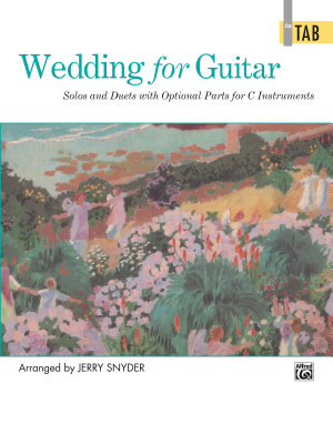 Wedding for Guitar  In TAB PDF