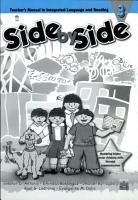 Side by Side 3 Teacher s Manual1st Ed  2002 PDF
