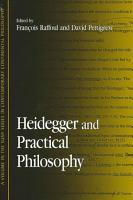 Heidegger and Practical Philosophy PDF