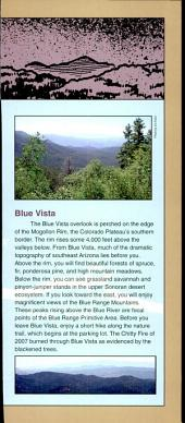 Coronado Trail National Scenic Byway: Apache-Sitgreaves National Forests
