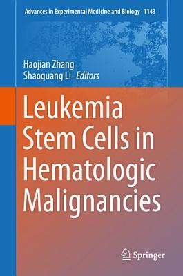 Leukemia Stem Cells in Hematologic Malignancies