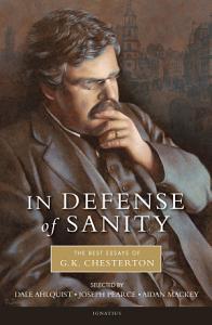 In Defense of Sanity PDF