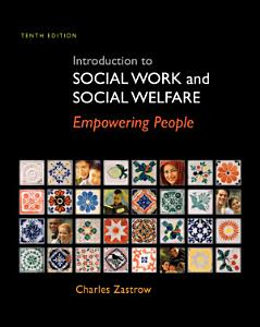 Introduction to Social Work and Social Welfare  Empowering People Book