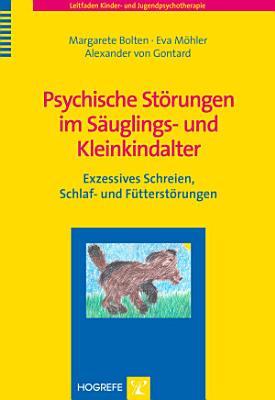 Psychische St  rungen im S  uglings  und Kleinkindalter PDF