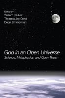 God in an Open Universe PDF