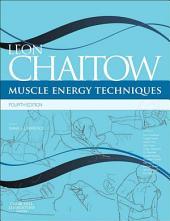 Muscle Energy Techniques & Website E-Book: Edition 4