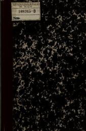 Stenographische Anthologie. Lesebuch zur Einübung der stenographischen Schrift. 3. Aufl