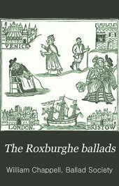 The Roxburghe Ballads: Volume 8