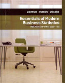 Essentials of Modern Business Statistics with Microsoft Excel PDF
