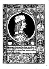 Opus Regale ... [Fratris Andree de Soncino ...in libros Fratris Jo. Ludo. Vivaldi ...]