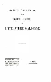 Bulletin: Volume44