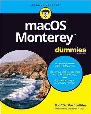 macOS Monterey For Dummies PDF
