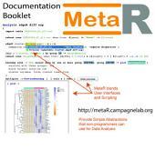 MetaR Documentation Booklet