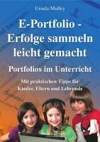 E Portfolio   Erfolge sammeln leicht gemacht PDF