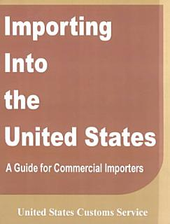 Importing Into the United States Book