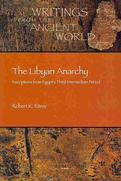 Download The Libyan Anarchy Book