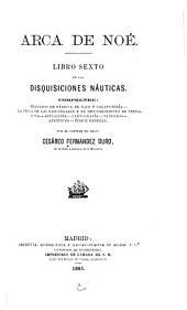 Disquisiciones nauticas: Volumen 6