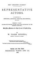 Representative Actors PDF