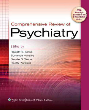 Comprehensive Review of Psychiatry PDF