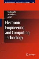 Electronic Engineering and Computing Technology PDF