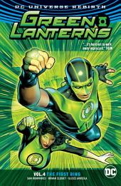 Green Lanterns Vol. 4: The First Ring: Volume 4