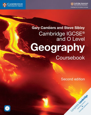 Cambridge IGCSE   and O Level Geography Coursebook with CD ROM PDF