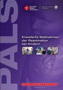 Erweiterte Massnahmen der Reanimation bei Kindern PDF
