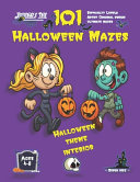 Halloween Maze Book For Kids Ages 4 8 Book PDF