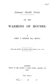 On the warming of houses, paper
