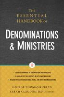 The Essential Handbook of Denominations and Ministries PDF