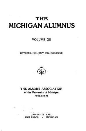 Michigan Alumnus  Football Edition PDF