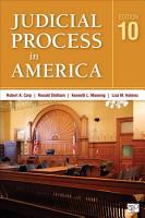 Judicial Process in America PDF