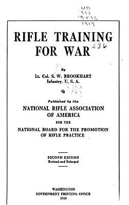 Rifle Training for War PDF