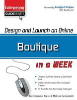 Design and Launch an Online Boutique in a Week PDF