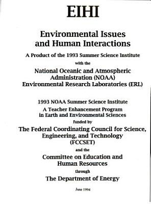 EIHI, Environmental Issues and Human Interactions