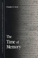 The Time of Memory PDF