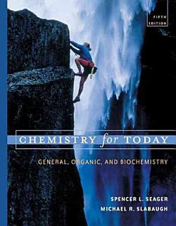 Chemistry for Today Book