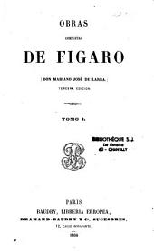 Obras completas de Figaro. Tomo I [-tomo II]